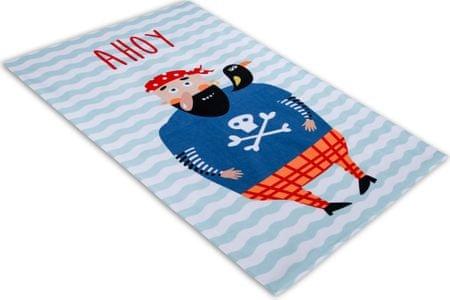 Jules Clarysse NV JULES CLARYSSE NV ręcznik plażowy Pirat, 70x140 cm