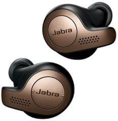 Jabra Elite 65t, miedziana czerń