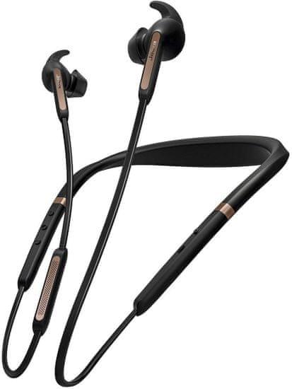 Jabra Elite 65e, měděná černá