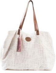 Rip Curl női krémszínű táska Sari Sun Divide Tote