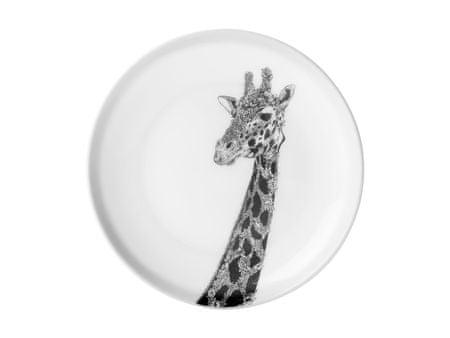 Maxwell & Williams Marini Ferlazzo tányér 20 cm Zsiráf