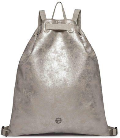 Tamaris dámský stříbrný batoh Nico