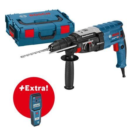 BOSCH Professional vrtalno kladivo GBH 2-28 F v L-Boxx-u + detektor kovin GMS 100 M (061126760A)