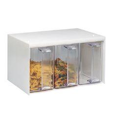 """Westmark predalnik za kuhinjske sestavine - 4 delni komplet """"Roma"""""""