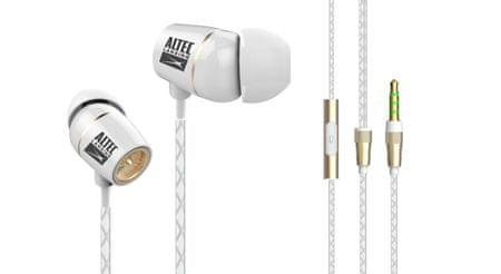 Altec Lansing French Touch slušalice s mikrofonom, bijele