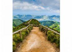 Dimex Fototapeta MS-2-0054 Turistický chodník 150 x 250 cm