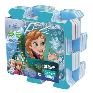 Trefl Pěnové puzzle Ledové království-Frozen