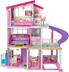 Mattel Barbie Álomház csúszdával