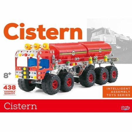 Denis Kreativni set - tovornjak cisterna