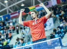 Allegria stolní tenis s mistrem ČR Dmitrijem Prokopcovem