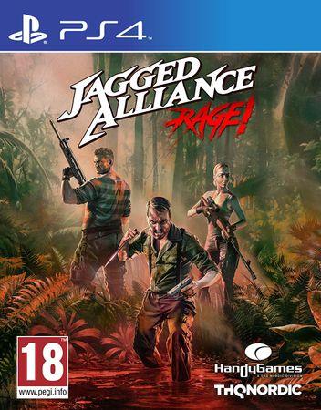 Jagged Alliance: Rage! (PS4)