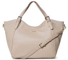 Desigual ženska torbica Bols Dark Amber Rotterdam, bež