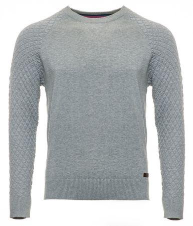 Pepe Jeans muški pulover Abbey, L, sivi