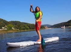 Allegria na paddleboardu a koloběžce Českým Švýcarskem