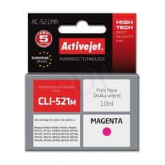 ActiveJet črnilo Canon CLI-521M, magenta