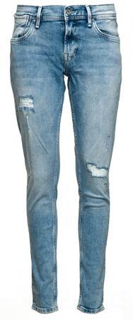 Pepe Jeans női farmer Joey 3130 kék