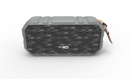 Altec Lansing bluetooth zvučnik X-WILD, vodootporan IP65, 10W RMS, ugrađena baterija, sivi