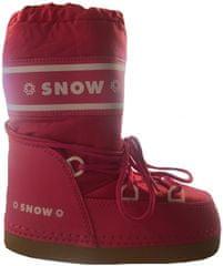 SNOW BOOT dětské zateplené sněhule