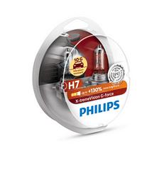 Philips žarnica halogen H7 X-tremeVision G-force