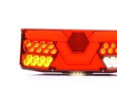 WAS Združené svetlo ľavé zadné LED W138 (1059) WAS