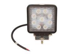 Pracovní světlo LED 2200 lm, 9xLED, hliník