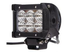 Pracovní světlo LED 1800 lm, 107x99x64 mm, 6xLED