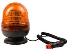 VAPOL CZ Maják oranžový LED magnet - 12/24V