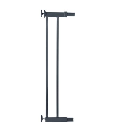 Safety 1st Bővíthető biztonsági rács Easy Close Metal 14 cm, fekete