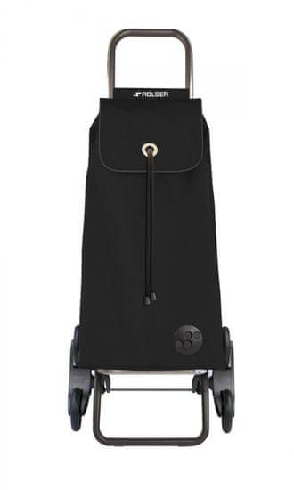 Rolser Nákupní taška na kolečkách do schodů I-Max MF Rd6 černá - zánovní