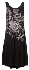 Desigual ženska haljina Vest Omahas