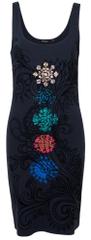 Desigual ženska haljina Vest Coque