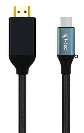 I-TEC USB-C HDMI Cable Adapter 4K/60 Hz, 150cm C31CBLHDMI60HZ