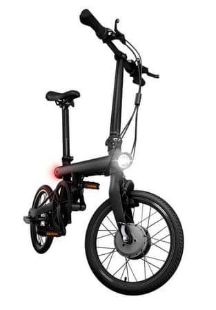 Xiaomi Mi QiCYCLE EU - összecsukható elektromos kerékpár