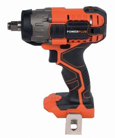 PowerPlus POWDP2015 Aku Akkumulátoros ütvecsavarozó 20V LI ION (akkumulátor nélkül) Dual Power