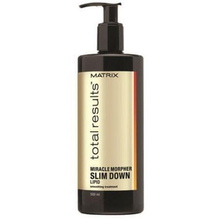 Matrix Vlasová kúra s lipidmi pre uhladenie nepoddajných vlasov Total Results (Miracle Morpher Slim Down Li