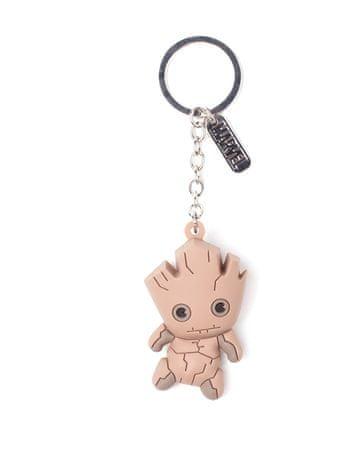 Kulcstartó Galaxis őrzői Groot ( Guardians of the Galaxy - Groot )