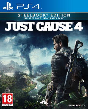 Square Enix igra Just Cause 4 Steelbook Edition (PS4)