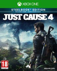 Square Enix igra Just Cause 4 Steelbook Edition (Xbox One)
