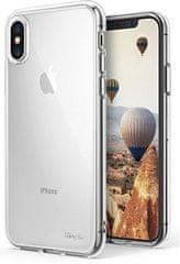 Ultra tanek silikonski ovitek za iPhone XR, prozoren