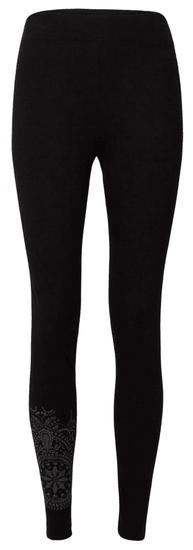 Desigual dámské legíny Legging Fresia M černá