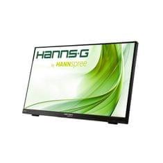 Hannsg LED LCD monitor na dotik HT225HPB, IPS, FHD, 54,61 cm (21,5''), črn