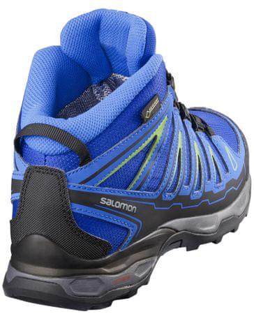 Salomon buty dziecięce X ULTRA MID GTX J Blue YonderBLGR 32