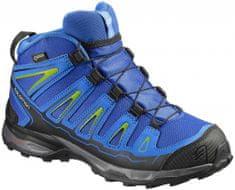 Salomon buty dziecięce X-ULTRA MID GTX J Blue Yonder/BL/GR