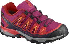 Salomon buty dziecięce X-ULTRA GTX J Sangria/Poppy Red/Brigh