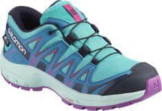 Salomon buty dziecięce Xa Pro 3D CSWP J Blubrd/Fjord Blue