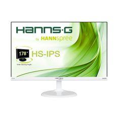 Hannsg LED LCD monitor HS246HFW, IPS, FHD, 59,94 cm (23,6''), bijeli