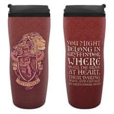 Hrnek Harry Potter - Nebelvír cestovní (0,35 l)