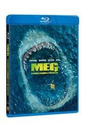 Meg: Monstrum z hlubin - Blu-ray