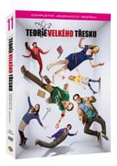 Teorie velkého třesku / The Big Bang Theory - Kompletní 11.série (2DVD) - DVD