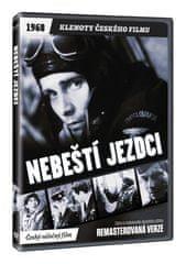 Nebeští jezdci - edice KLENOTY ČESKÉHO FILMU (remasterovaná verze) - DVD